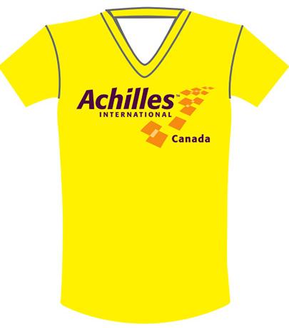 Achilles Women's T-shirt Front